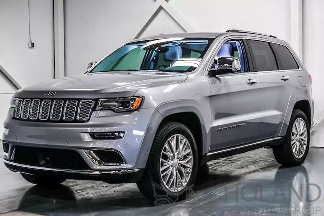 2018 jeep grand cherokee summit only 1495 day. Black Bedroom Furniture Sets. Home Design Ideas